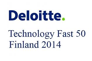 Koodiviidakko Oy jo viidettä kertaa Deloitte Technology Fast 50 Finland -listalla